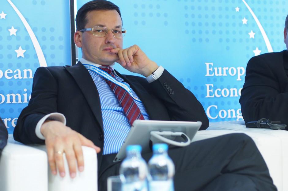 Premier: Musimy poszerzać zakres tarcz dla polskich przedsiębiorców