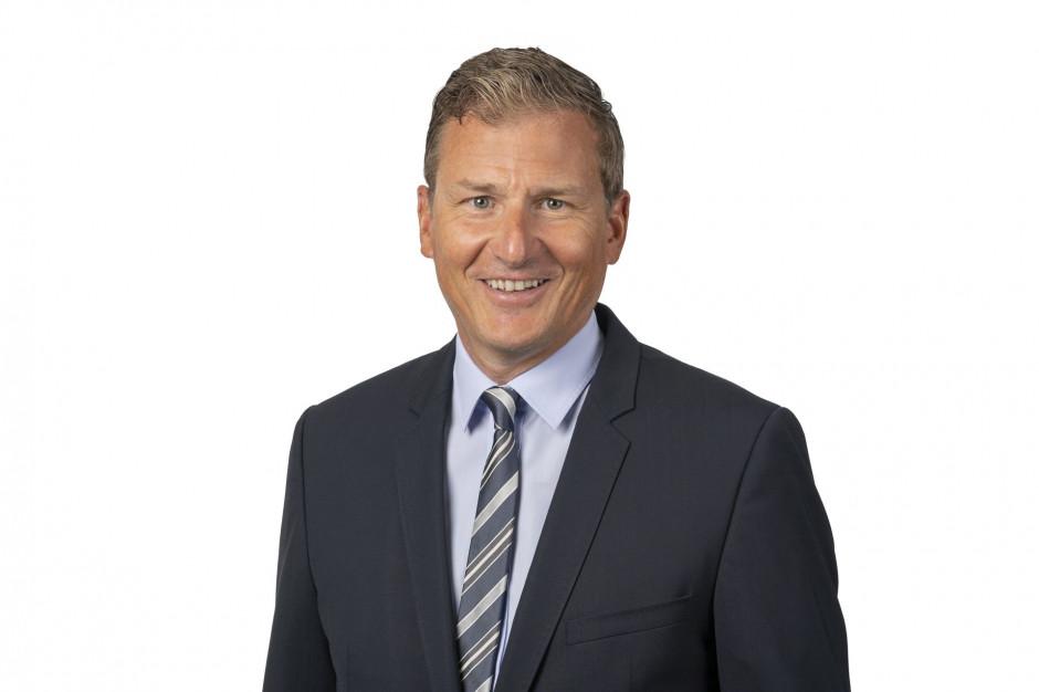 Robert Erni nowym CFO Dachser