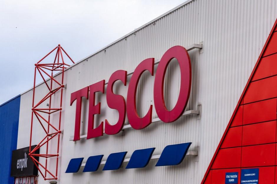 Tesco: Na razie sklepy funkcjonują bez zmian