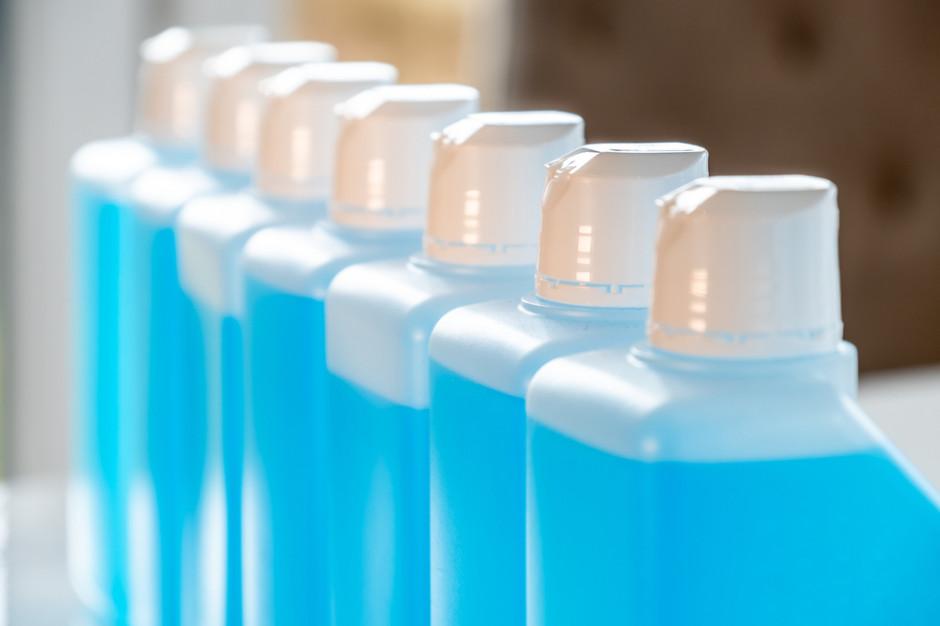 GIS: Sanepid nakazał wycofanie jednego z płynów do dezynfekcji