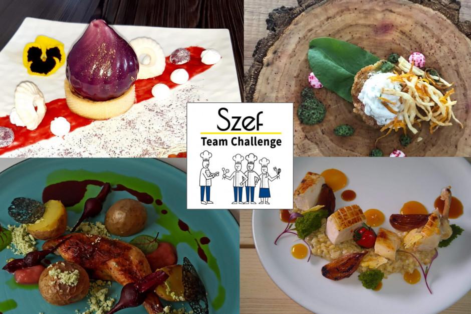 Szef Team Challenge zakończony!
