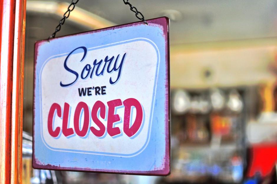 Sklepy w najbliższą niedzielę zamknięte