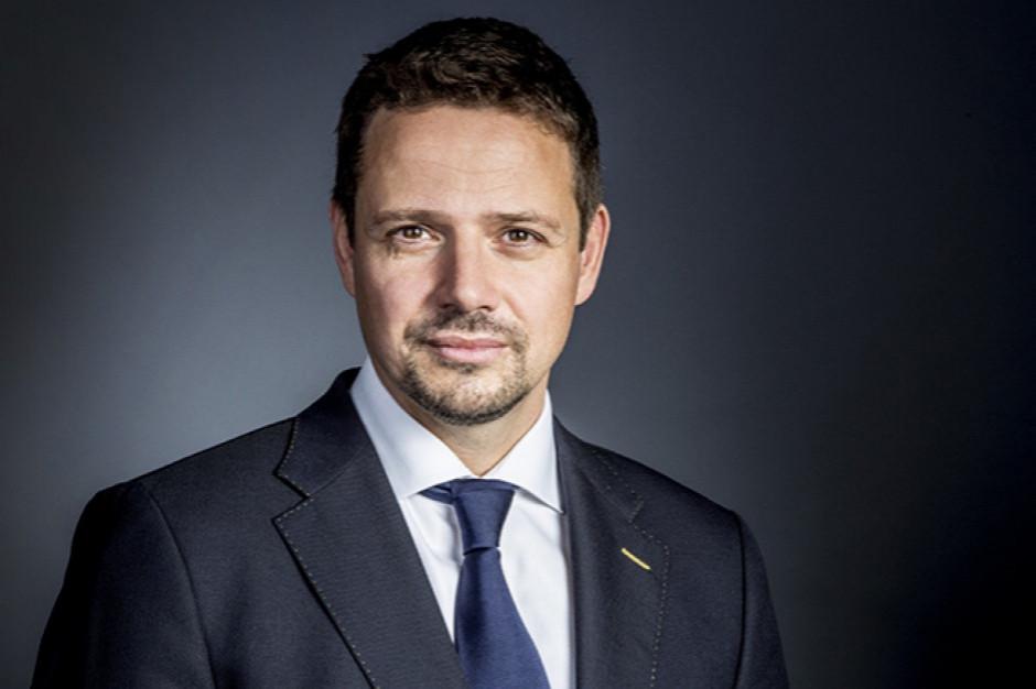 Trzaskowski: jako prezydent obniżę stawki podatku VAT o 1 proc.