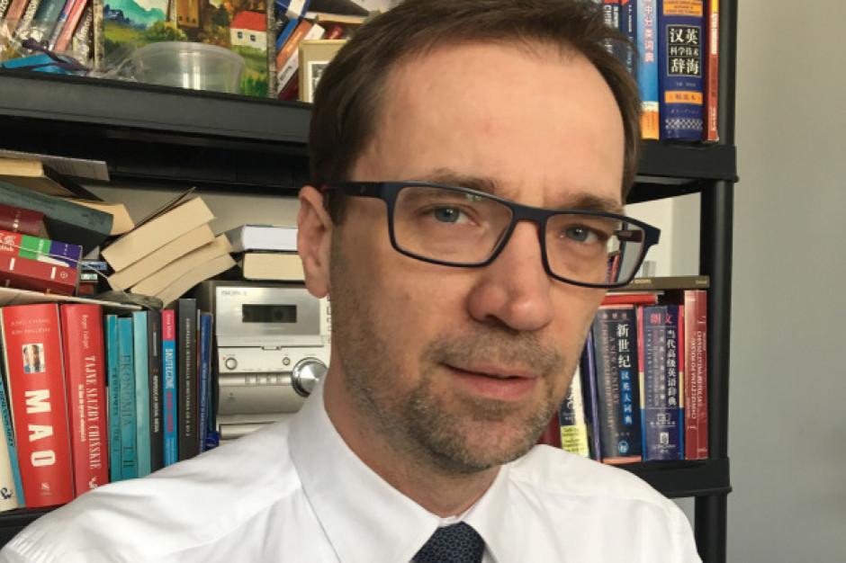 Ekspert: Polskie firmy nie rywalizują w Chinach z lokalnymi producentami, ale z zagraniczną konkurencją