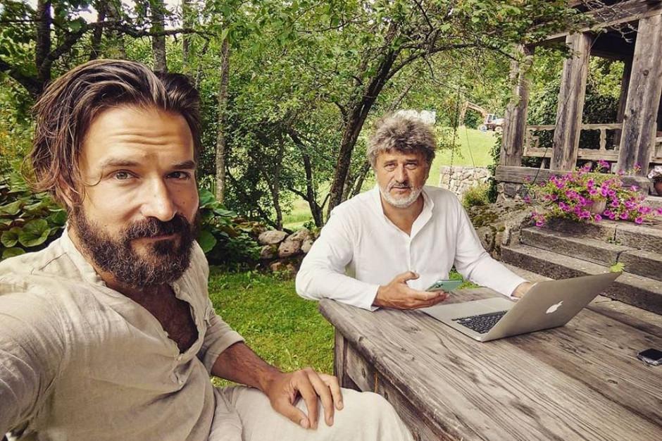 Znani aktorzy inwestują w alkoholowy biznes Janusza Palikota