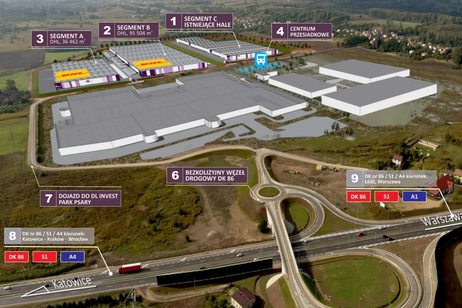 Śląskie: DHL Supply Chain i DL Invest Group inwestują w centrum logistyczne