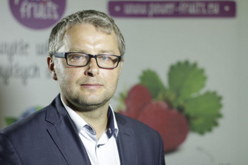 Dr Janusz Andziak: głód truskawkowy konsumentów jest jeszcze duży