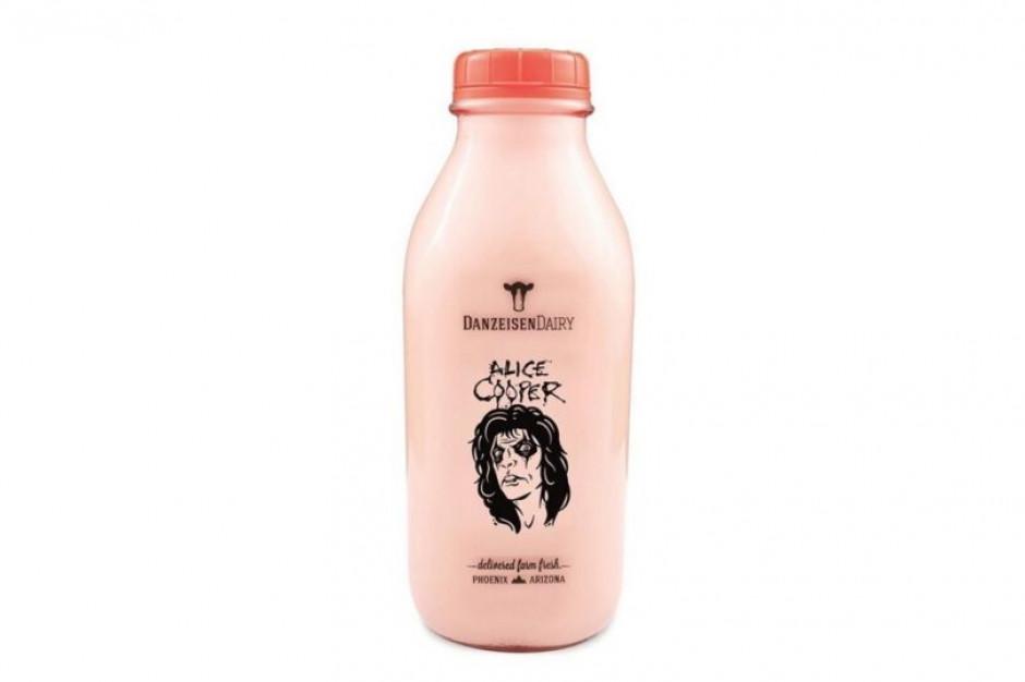 Alice Cooper wprowadzi na rynek mleko czekoladowe