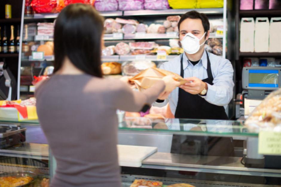 45 proc. polskich konsumentów czuje się bezpiecznie podczas zakupów w sklepie stacjonarnym (badanie)
