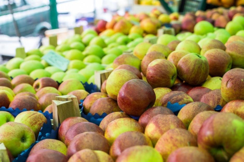 Ceny jabłek - wyższe od cytrusów!
