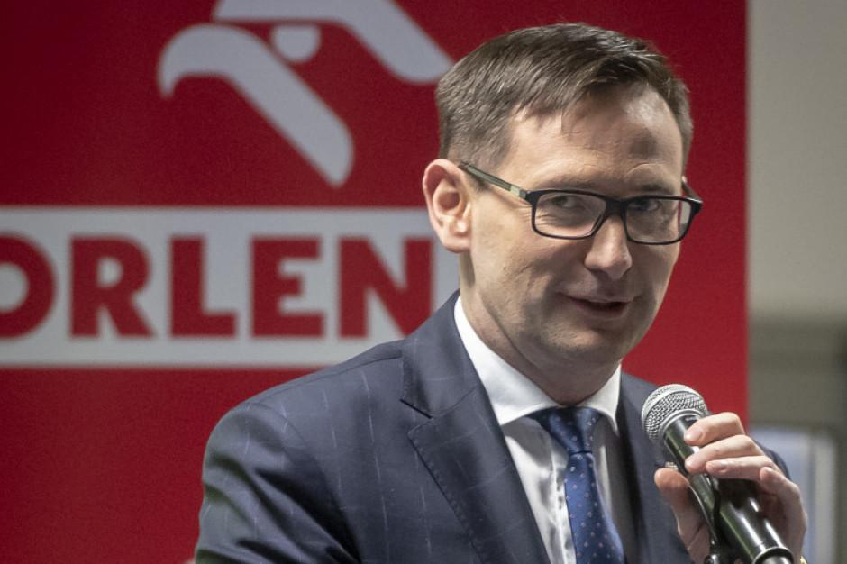 Prezes PKN Orlen: po połączeniu z Lotosem osiągniemy niesamowity efekt skali