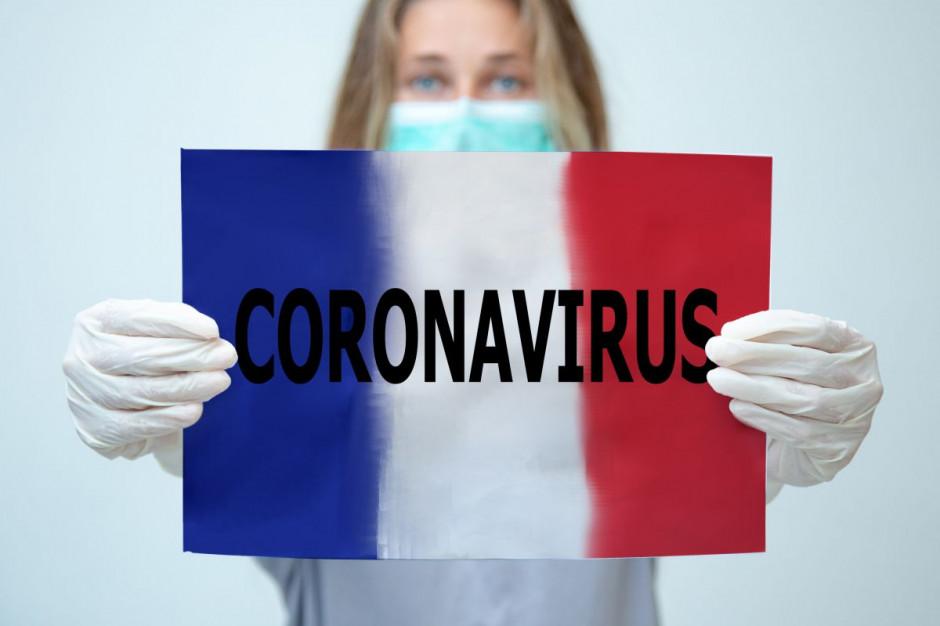 Francja: Premier ogłasza obowiązek noszenia masek, zapowiada głęboką recesję