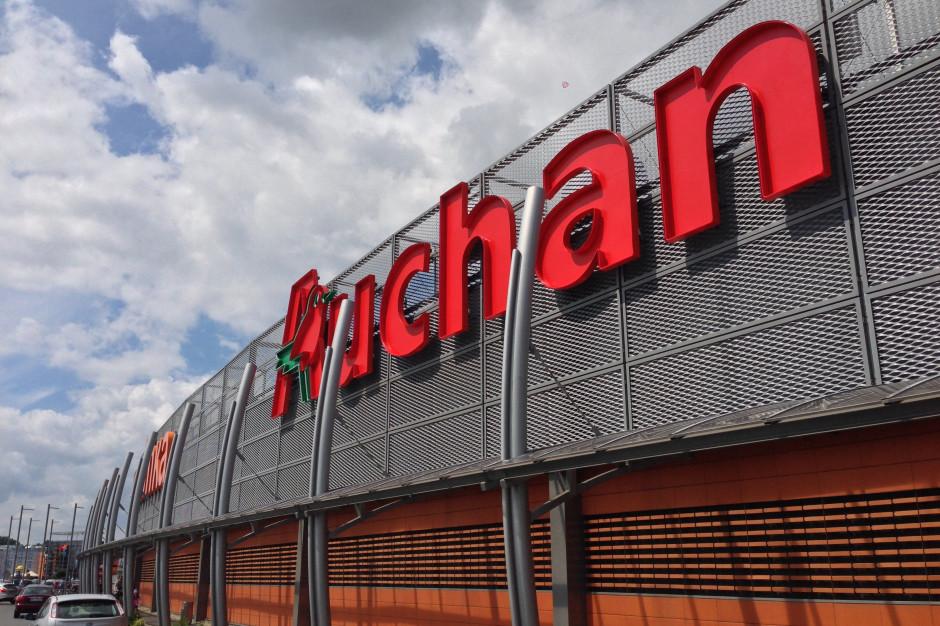 Glovo dostarczy zakupy z Auchana w Polsce i nie tylko