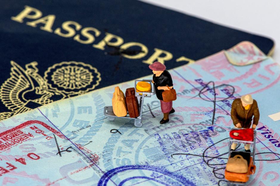 Liczba cudzoziemców spadnie do ok. 1 mln z 1,15 mln w 2019 r.