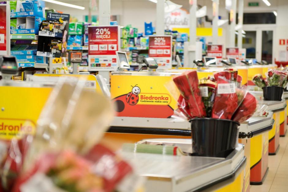 Dyrektor handlowy Biedronki: Niektóre nasze sklepy otrzymują dostawy nawet 5 razy dziennie