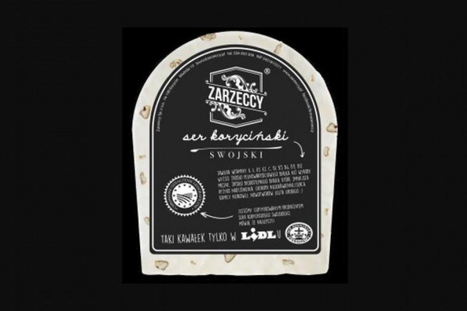 GIS: wycofano wszystkie rodzaje sera korycińskiego Zarzeccy
