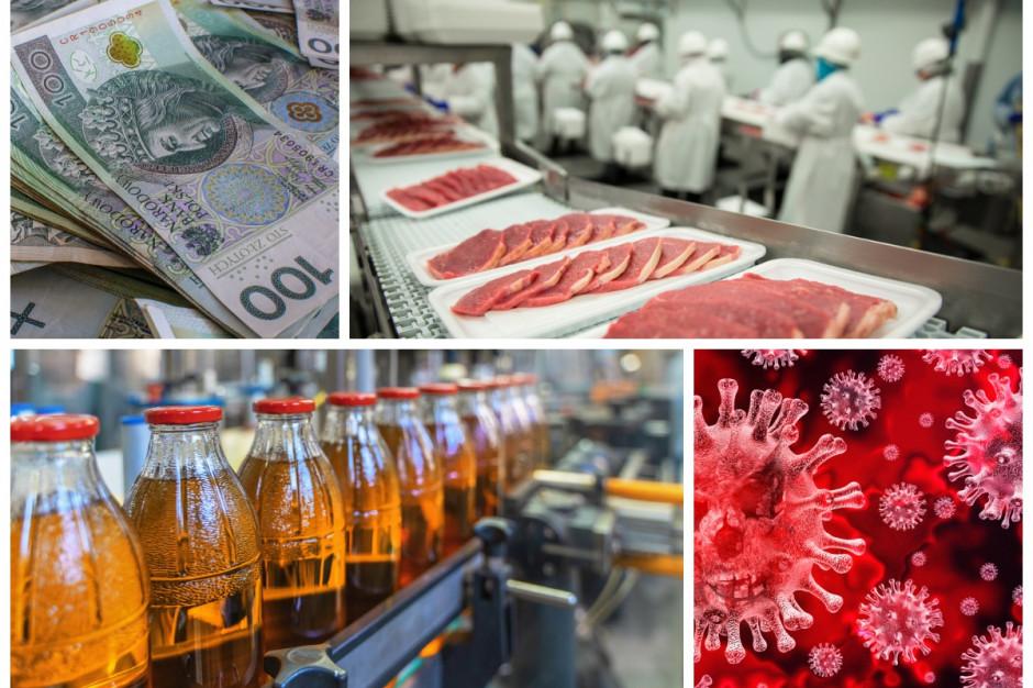 Ekonomiczny poniedziałek: Trzy priorytety i wyzwania dla branży spożywczej