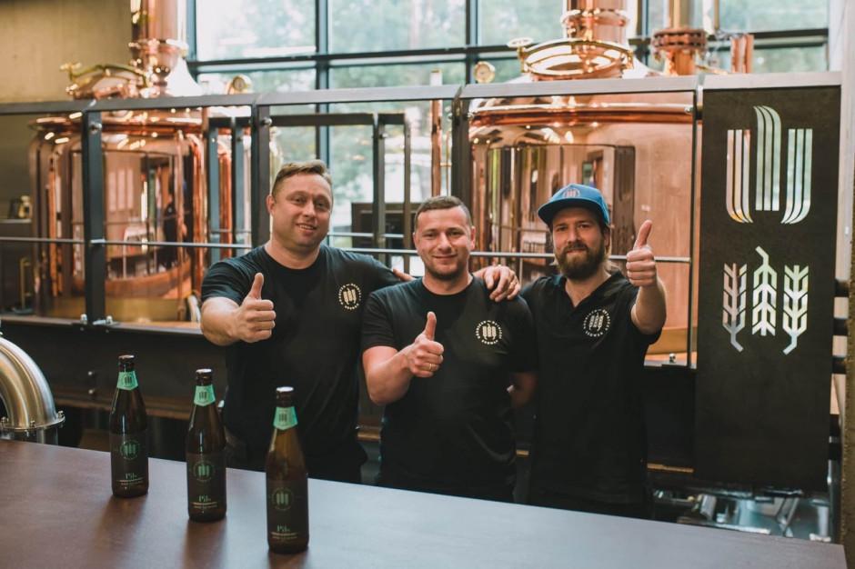 Browar Górniczo-Hutniczy z międzynarodową nagrodą dla studenckiego piwa rzemieślniczego