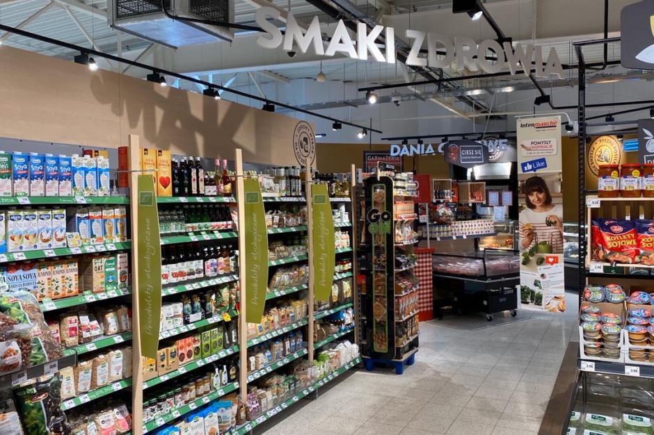 Intermarché odświeża koncept supermarketów