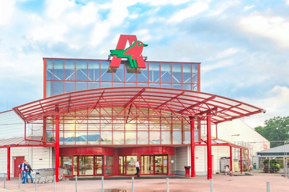 Auchan przez kolejne 12 lat w centrach Griffin Real Estate