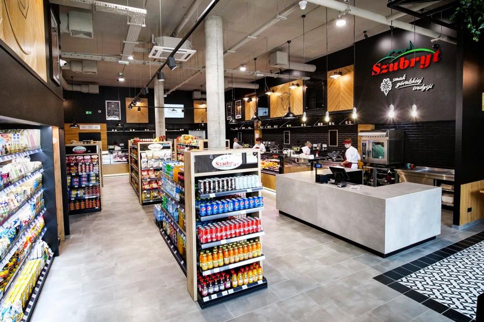 Zakłady Mięsne Szubryt uruchomiły flagowy sklep w Nowym Sączu (zdjęcia)