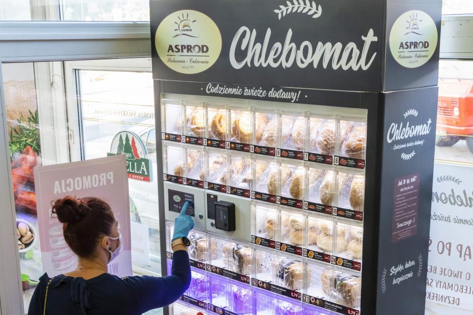Pieczywo z chlebomatu? Asprod stawia automaty z chlebem w Szczecinie