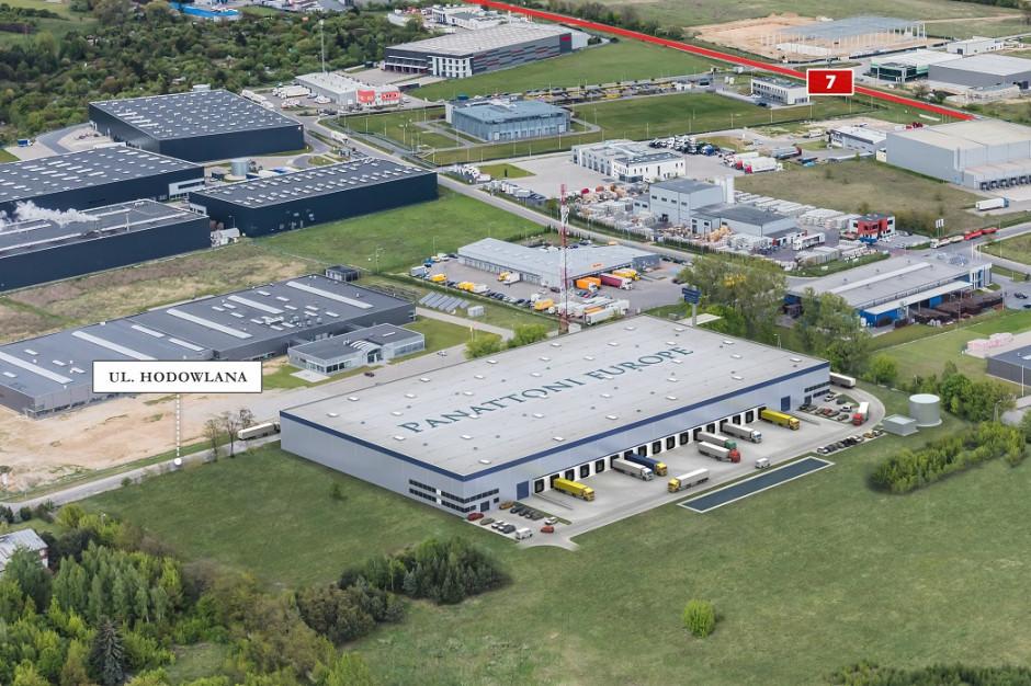 Panattoni buduje kompleks produkcyjno-magazynowy w Radomiu