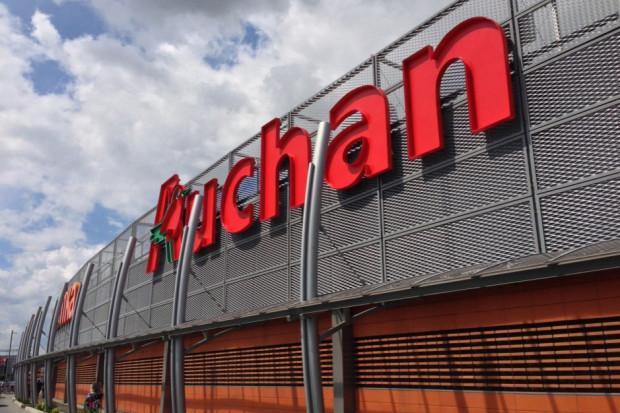 Zwalniani pracownicy Auchan otrzymają odprawy