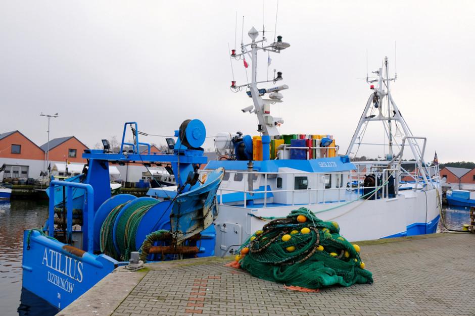MGMiŻŚ: Kolejny nabór wniosków dla rybaków za dni postojowe