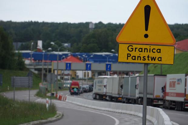 Branża drobiarska apeluje o udrożnienie granicy z Ukrainą