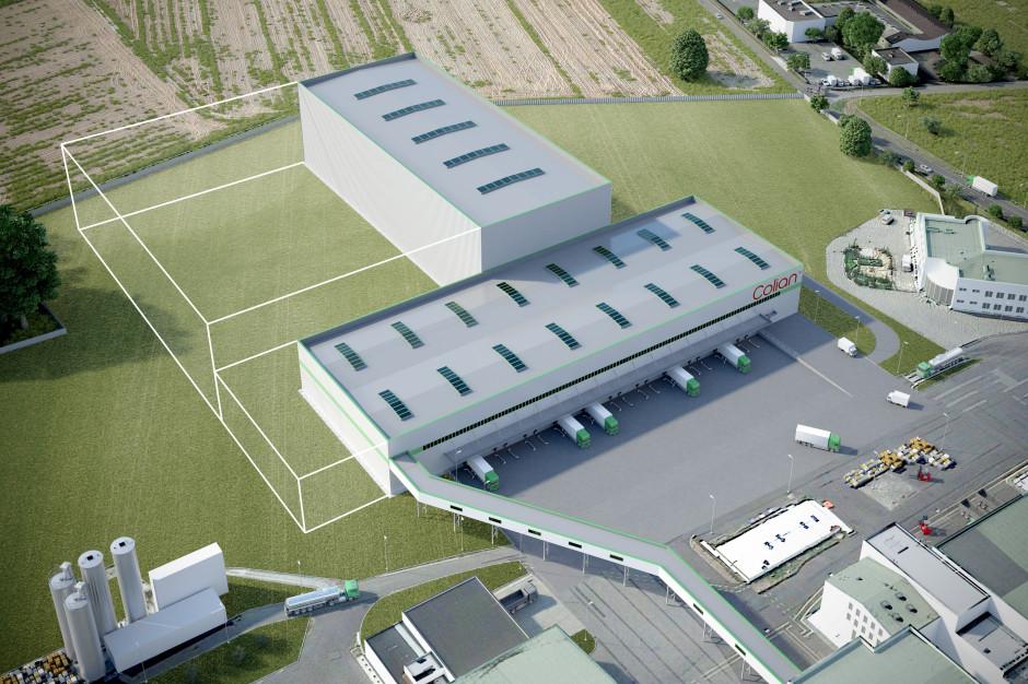 Colian zaczyna budowę nowego magazynu w zakładzie w Opatówku