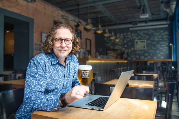 (nie)Romantyczny biznes. Właściciel pubów Jabeerwocky buduje własny browar (wywiad)