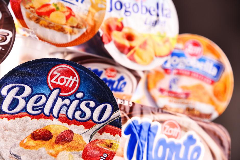 Zott utrzymuje strategię i sukcesywnie wdraża nowe produkty