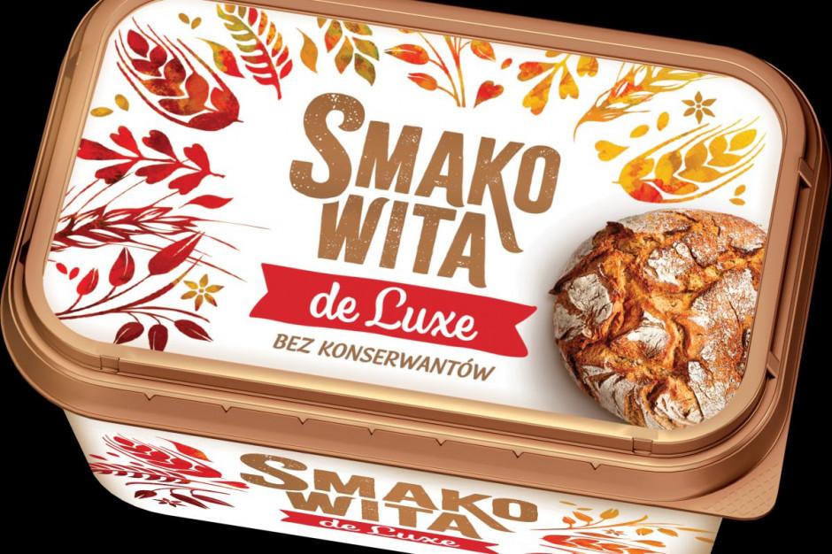 Marka Smakowita zmieniła logo i opakowania