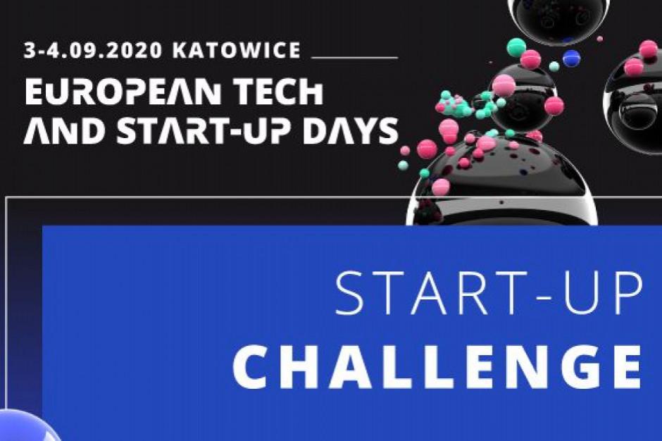 18 najlepszych start-upów zaprezentuje się w ramach Start-up Challenge 2020