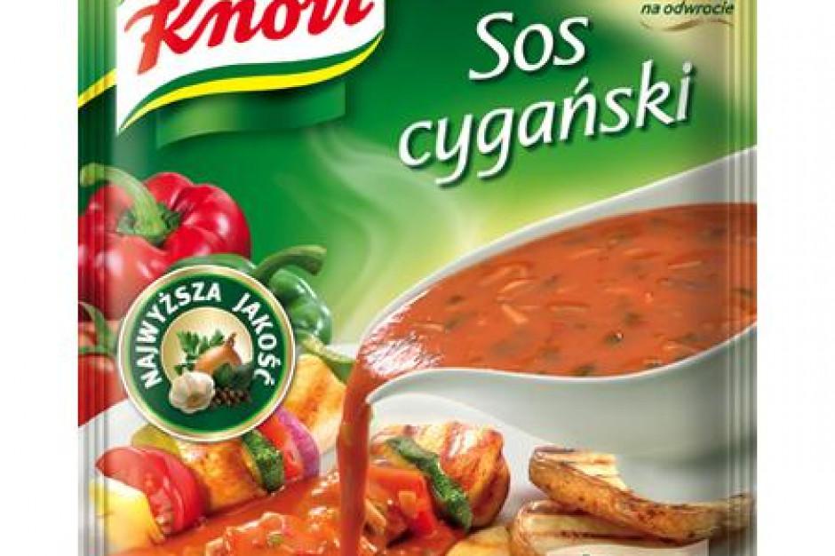 Knorr zmienia nazwę sosu cygańskiego po protestach Romów
