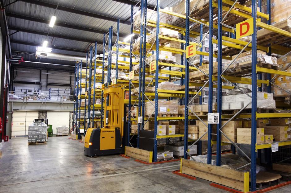 Hillebrand inwestuje w rozwój sieci logistycznej, uruchamia nowe magazyny dla win i napojów