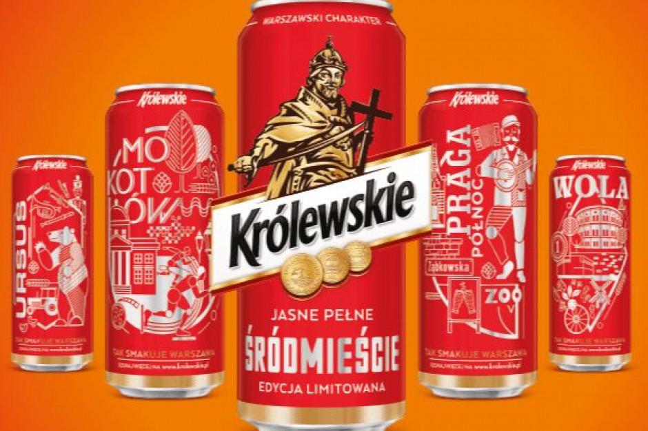 Marka Królewskie przedłuża sponsoring Legii Warszawa