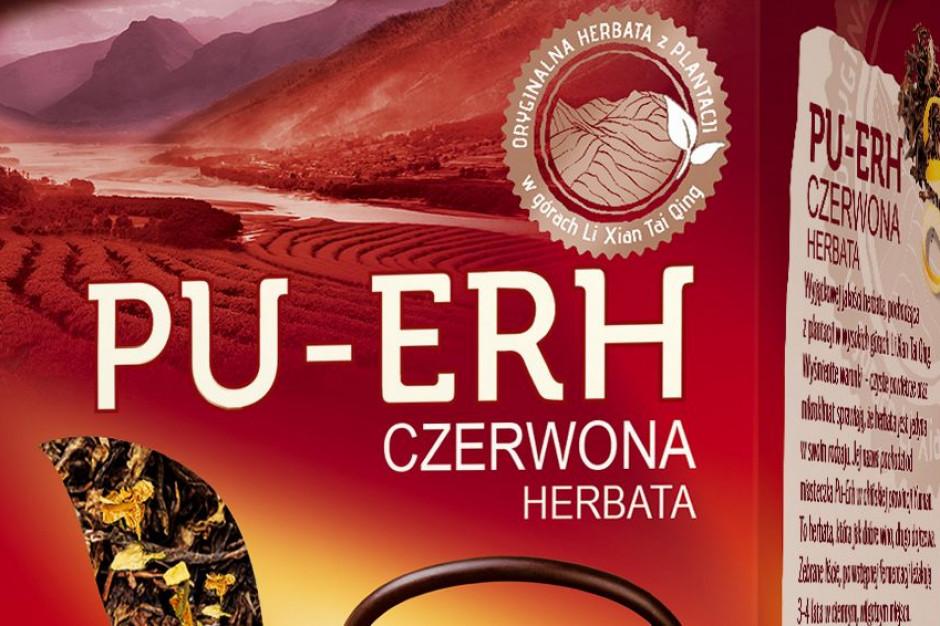 Czerwone herbaty od marki Big-Active o aromacie cytrusów