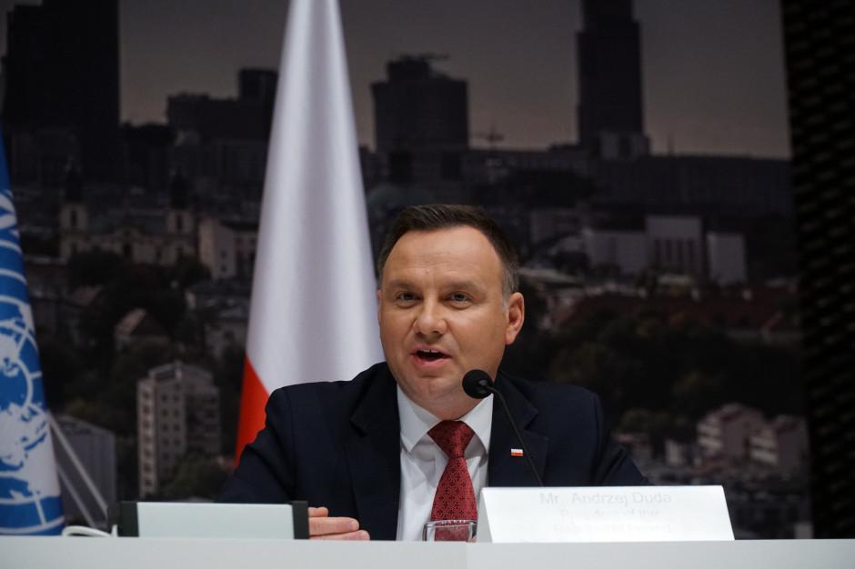 Prezydent: Polska wieś jest ostoją gorliwego patriotyzmu