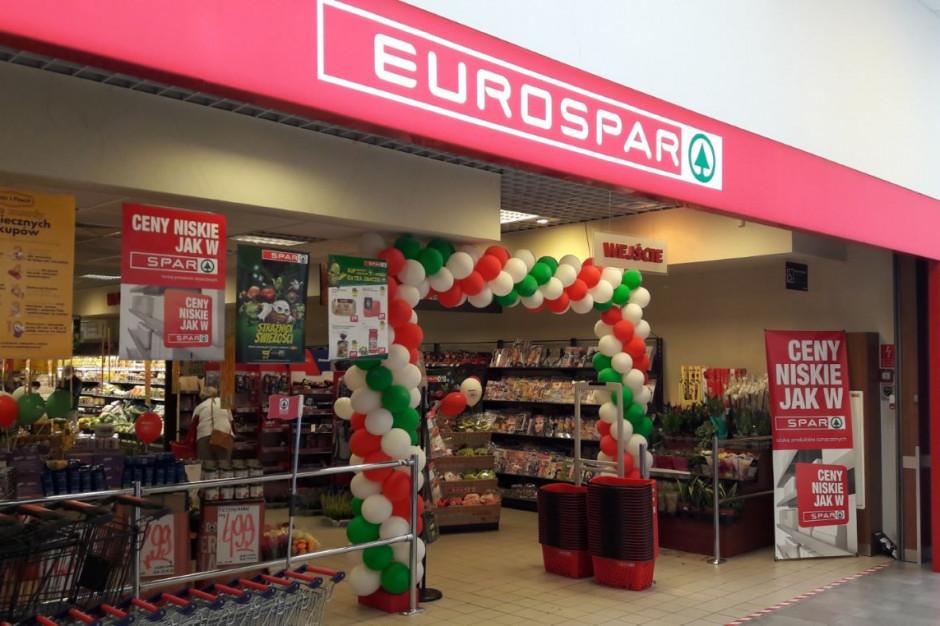 Spar z nowym sklepem w Gdańsku