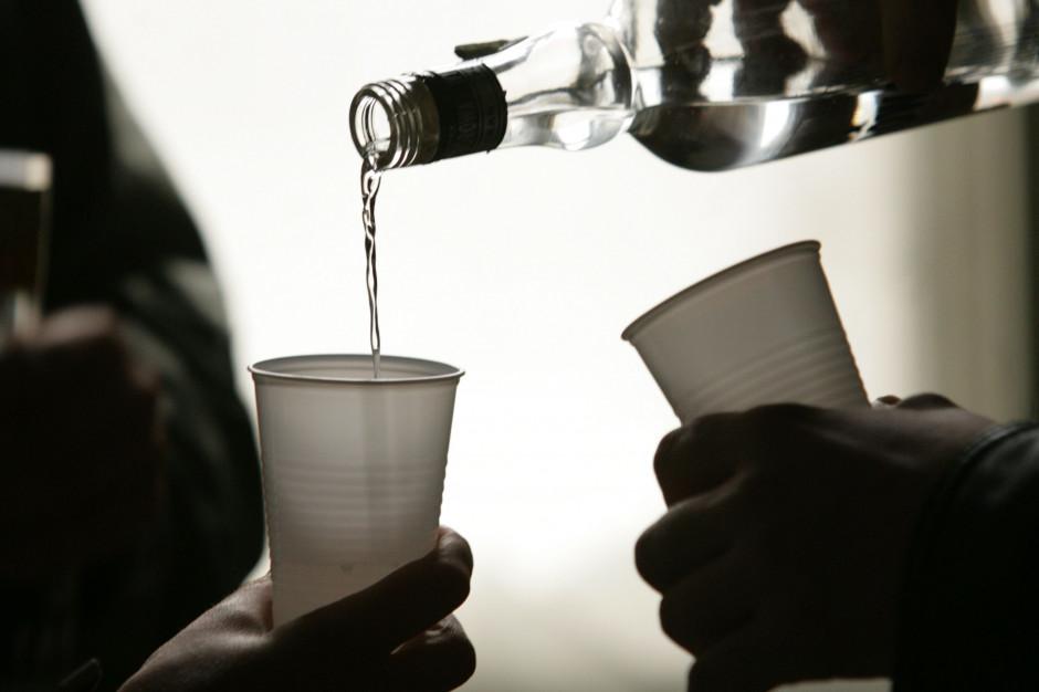 Straż Graniczna zlikwidowała rozlewnię nielegalnego alkoholu