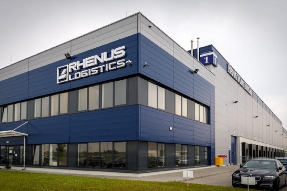 Rhenus Logistics S.A. zajmie 18 000 m kw. w Panattoni Park Poznań IX