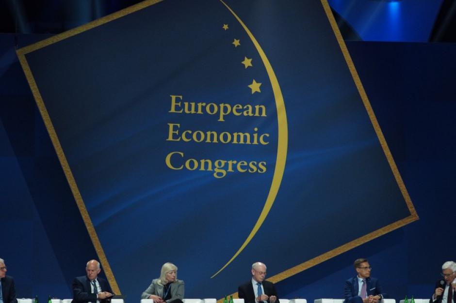 Logistyka i transport na XII Europejskim Kongresie Gospodarczym