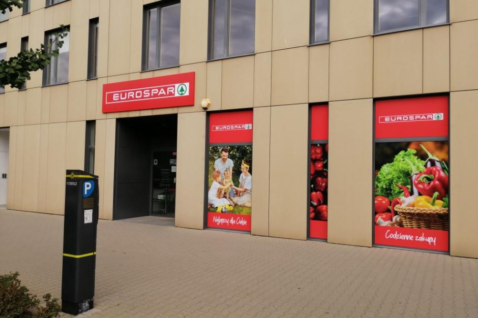 Spar z nowym sklepem w centrum Warszawy