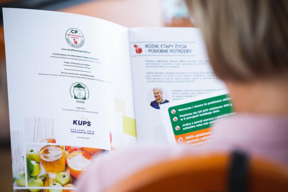 Na jakich podstawach budować markę spożywczą? Raport KUPS
