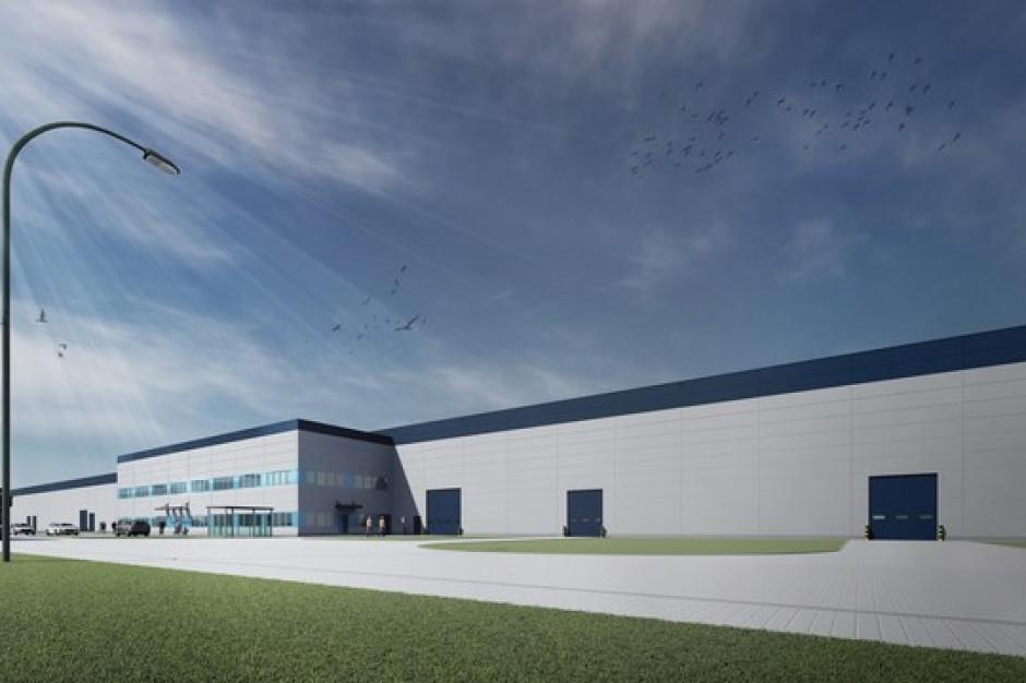 Panattoni zbuduje 40 000 m kw. obiektu produkcyjnego w Kaliszu