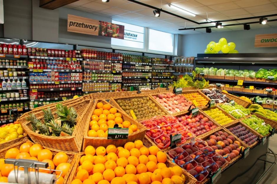 Lewiatan w 2020 roku zwiększył liczbę nowych sklepów o 92 lokalizacje