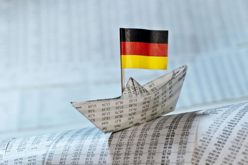 Wyniki sprzedaży detalicznej w Niemczech zapowiadają długie wychodzenie z kryzysu