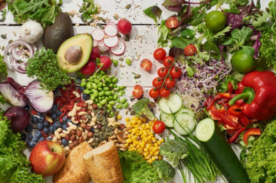 Podstawą zdrowia dzieci jest dieta bogata w warzywa i owoce